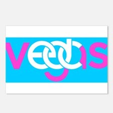 EDC Las Vegas Postcards (Package of 8)