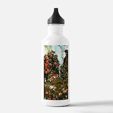 Hassam: In the Garden  Water Bottle