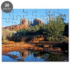 cathedral reflection Puzzle