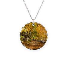 Autumn Road Necklace