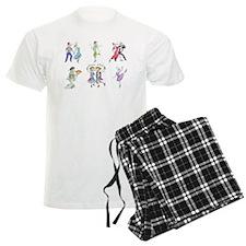 Shirts-Dark-Dancing Bedlies3 Pajamas