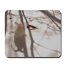 16x20_printNuagesnow Mousepad