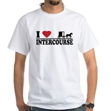 I Love Intercourse Shirt