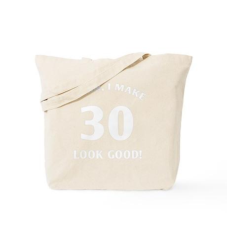 damn 30 - dark Tote Bag