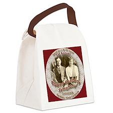 Symphony-Button-2 Canvas Lunch Bag