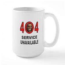 404 OBAMA Mugs