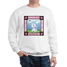 Best Westie Mom Sweatshirt