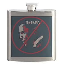 NOBAMA 3X5 Flask