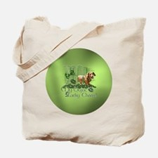 Doxie_Lucky_Charm_Circle2 Tote Bag