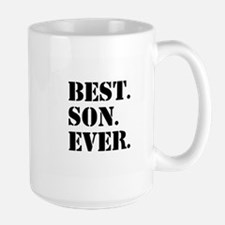 Best Son Ever Mugs