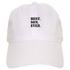 Best Son Ever Baseball Baseball Cap