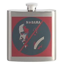 3-NOBAMA 2.5IN Flask