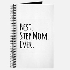 Best Step Mom Ever Journal