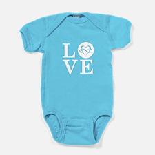 LOGO LOVE Baby Bodysuit