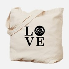 LOGO LOVE Tote Bag