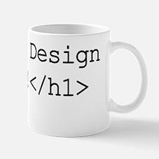 web-design-addict Mug