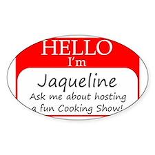 Jaqueline Decal