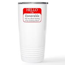 Esmeralda Thermos Mug