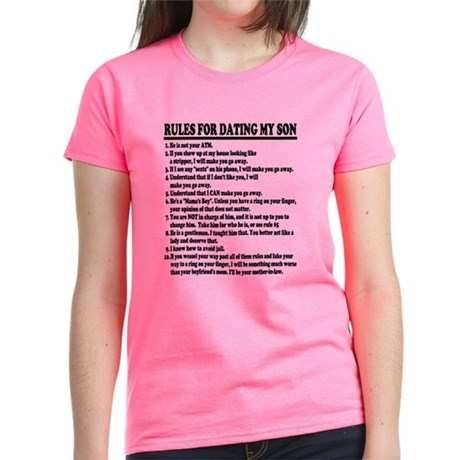 rules for dating my son shirt Application for permission to date my  i swear that i have read and understand the ten simple rules for dating my  dating-application for permission to date my.