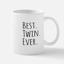 Best Twin Ever Mugs