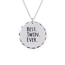 Best Twin Ever Necklace