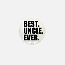 Best Uncle Ever Mini Button (10 pack)