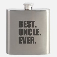 Best Uncle Ever Flask