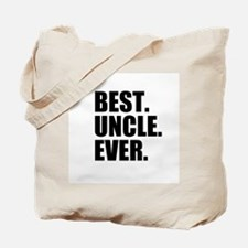 Best Uncle Ever Tote Bag