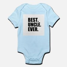 Best Uncle Ever Body Suit