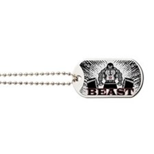 The Beast Poster Dog Tags