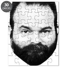 fear_the_beard_w_txt. Puzzle
