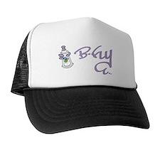 A Fly Girl Trucker Hat