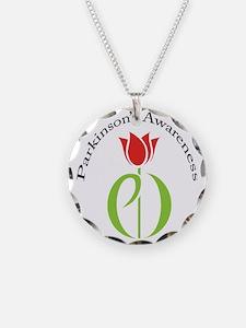 pdtulip awareness Necklace