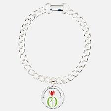 parkinsons awareness pd  Charm Bracelet, One Charm