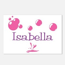 Isabella Bubbles Postcards (Package of 8)
