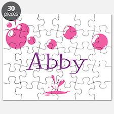 Abby Bubbles Puzzle