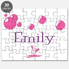 Emily Bubbles Puzzle