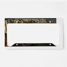 11X17-REV1-SANTA-MONICA-PIER License Plate Holder