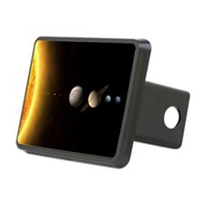 solarystem3 Hitch Cover