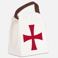 Cross Formee - Red Canvas Lunch Bag