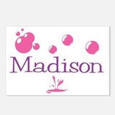 Madison Bubbles Postcards (Package of 8)