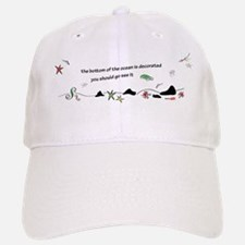 mug-ocean-decorated Baseball Baseball Cap