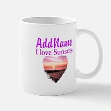 LOVE SUNSETS Mug