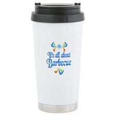 About Barbecue Travel Mug