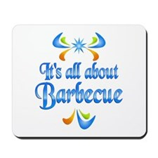 About Barbecue Mousepad
