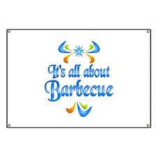 About Barbecue Banner