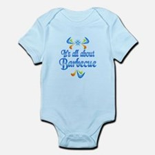 About Barbecue Infant Bodysuit