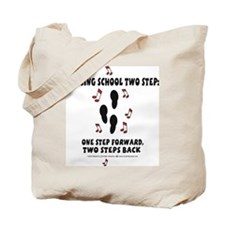 Nursing School Two Step Tote Bag