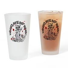 Dingo Drinking Glass