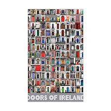 Ireland Door Poster 11x17 Decal